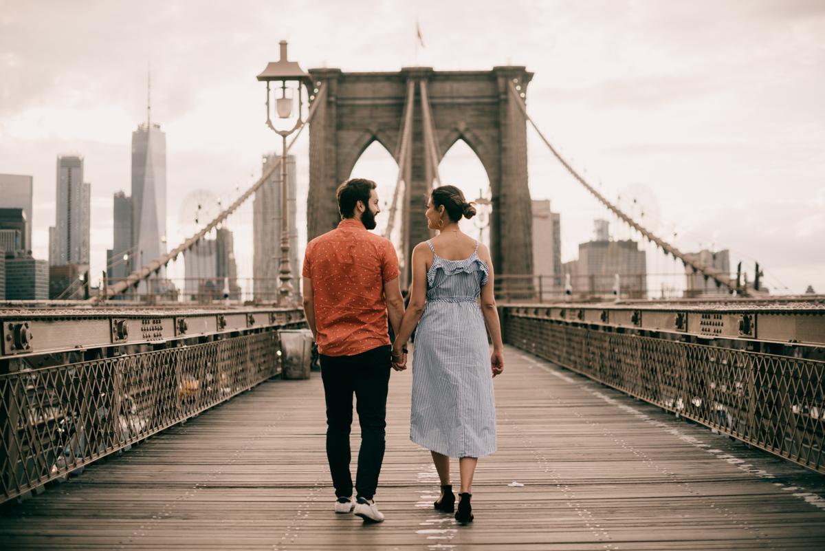 Sesiòn de fotos en New York